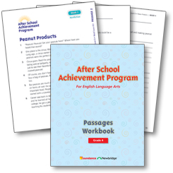 Student Passages Workbooks