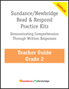 Reading & Writing Comprehension Kits Teacher Guide Sampler